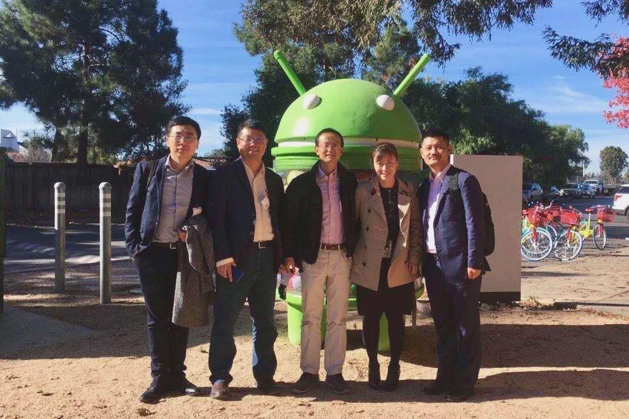 趣链科技拿下谷歌总部区块链技术采购合约,产研中心为你点赞!