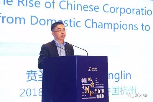中国企业的崛起——从本土成功走向全球卓越
